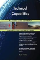 Technical Capabilities a Complete Guide - 2019 Edition