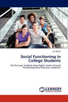 Social Functioning in College Students