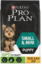 Pro Plan Small & Mini Puppy - Kip Met Optistart - 3 kg