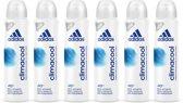 Adidas Vrouw Climacool - APD - 6 x 150 ml