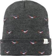 barts Vinson Muts (Sport) - Unisex - donker grijs