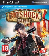 PS3 Game BioShock Infinite