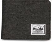 Herschel Supply Co. Roy Portemonnee - RFID - Black Crosshatch