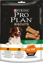 Pro Plan Biscuits Lam/Rijst - Hondensnack - 4 x 400 g