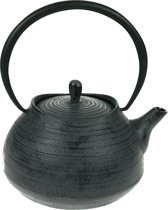 Cosy & Trendy Taupe Theepot - Groen - 1 L