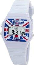 Freegun vintage EE5206 Jongen Quartz horloge
