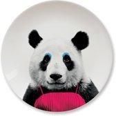 Mustard kinderbord Wild Dining - Panda