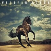 CD cover van Western Stars van Bruce Springsteen