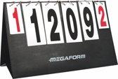 Megaform - Opvouwbaar scorebord - tafelmodel