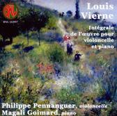 Integrale De L'Oeuvre Pour Violoncelle Et Piano