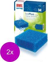 Juwel bioplus coarse m compact, grof blauw - 2 st