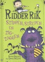 Ridder Rik 4 - Stippen, Strepen en Zigzaggen
