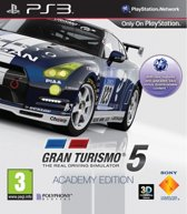 Gran Turismo 5 Academy Edition /PS3