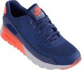 Nike Air Max 90 Wit Dames Leer