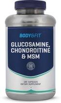 Body & Fit Glucosamine, Chondroitine & MSM - 180 capsules