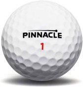 Pinnacle Rush 15-ball pack - Wit, golfballen