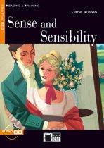 Reading & Training B2.2: Sense and Sensibility book + audio-cd