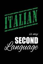 Italian Is My 2nd Language