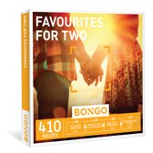 BONGO - Favorites for Two - Cadeaubon