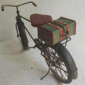 Blikken - model - heren - fiets - koffer