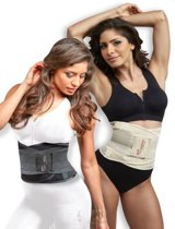Genie Hour Glass - Waist Trainer - Maat M/L - Beige