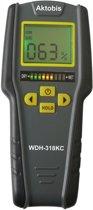 WDH-318KC Vochtmeter voor wanden,muren en hout