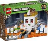 LEGO Minecraft De Schedelarena - 21145