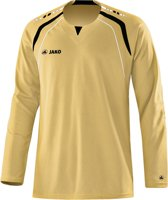 Jako Keepershirt Champ Junior - Sportshirt - Kinderen - Maat 116 - Goud;Zwart