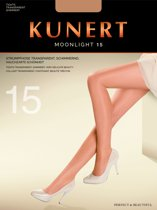 Kunert Moonlight 15 Panty - 15 denier - Zwart - Maat 42-44
