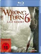 Wrong Turn 6 - Last Resort (blu-ray) (import)