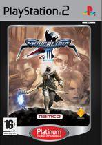 Soul Calibur 3 - Platinum - PS2