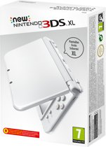NEW Nintendo 3DSXL - parel wit