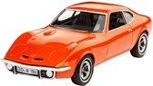 Revell Model Set Opel GT