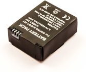 Battery GoPro Hero 3, Li-ion, 3,7V, 960mAh, 3,6Wh