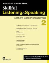 Skillful Level 2 Listening & Speaking Teacher's Book Premium Pack