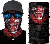 Luxe Biker Mask - Fietsmasker - Motormasker - Bandana - Balaclava - Gezichtsmasker - Bivakmuts