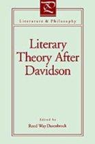 Literary Theory After Davidson
