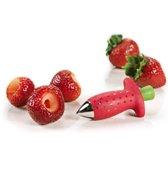 Aardbei Ontkroner – Aardbeien Ontkroner – Dunschiller – Fruit Snijder – EPIN 3D