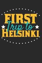 First Trip To Helsinki