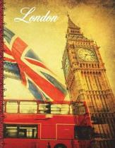 London England Travel Journal