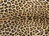 Vinyl Vloerkleed | Leo. P , Panterprint | 90x120cm
