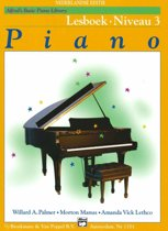 Alfred's Basic Piano Library | Lesboek Niveau 3