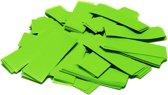 TCM FX Slowfall Confetti rectangular 55x18mm, light green, 1kg
