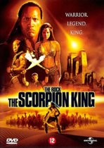 SCORPION KING (D)