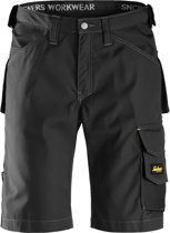 Snickers rip-stop Short - zwart- mt. XS taille 46 W30