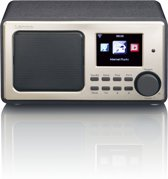 Lenco DIR-100 - Internetradio - Zwart