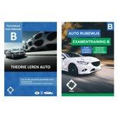 Auto theorieboek Rijbewijs B - Auto Theorie Leren Rijbewijs B Boek + 20 uur online examens 2018