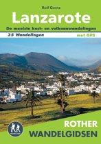 Omslag van 'Rother Wandelgidsen - Lanzarote'