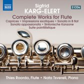 Complete Works For Solo Flute And For Flute And Pi