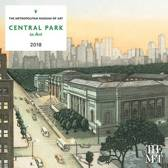 2018 Central Park in Art Wall Cal